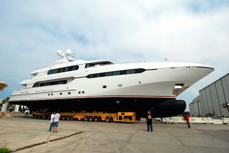 Image for article Superyacht Fleet Overview and Launches: August 2014