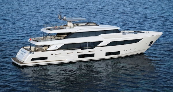 Image for article Custom to build new 'Navetta 37'