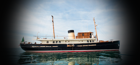 Image for article Rossinavi delivers classic motoryacht 'Taransay'