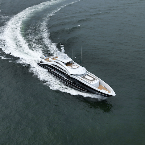 Image for article Heesen delivers second superyacht of the month