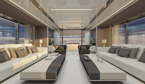 Image for article Bilgin Yachts begins construction of second 48m superyacht