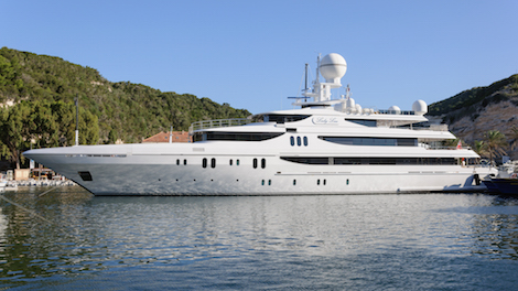 Image for article Codecasa's 65m 'Lady Lau' sold