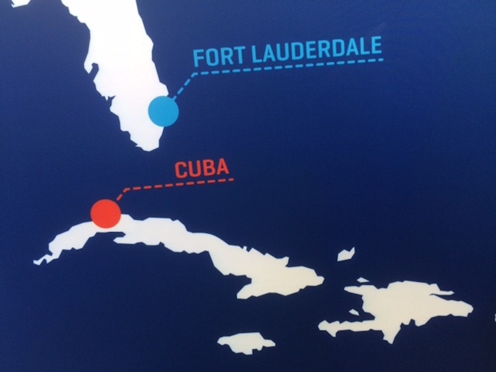 Image for article MYS EXCLUSIVE: Nautech announce new facility in Cuba