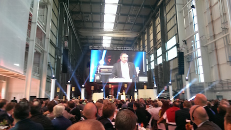 Image for article Abeking & Rasmussen unveils new large construction hall