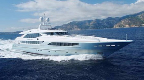 Image for article €4.6 million price reduction on Heesen's 'Sweet Doll'