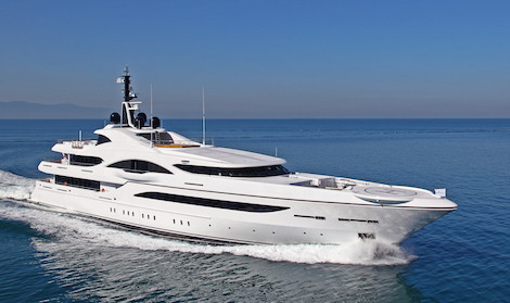 Image for article Fraser Yachts lists 72.6m 'Vicky' for sale