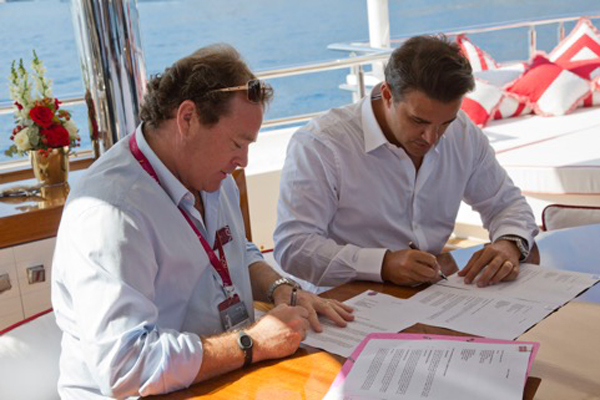 Image for article New order for Dunya Yachts