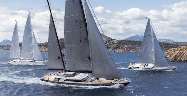Image for article S/Y 'Seahawk' lives up to its name