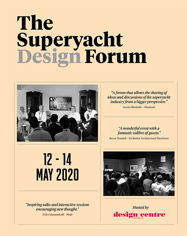 Superyacht Design Week