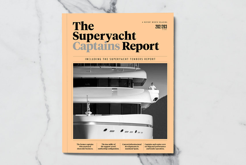 The Superyacht Captains Report