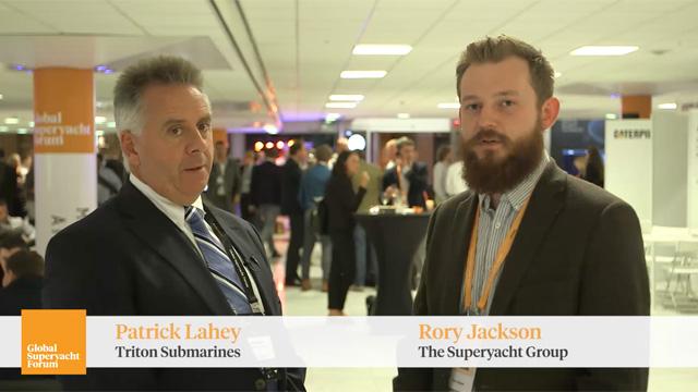 Video thumbnail for Patrick Lahey, Triton Submarines