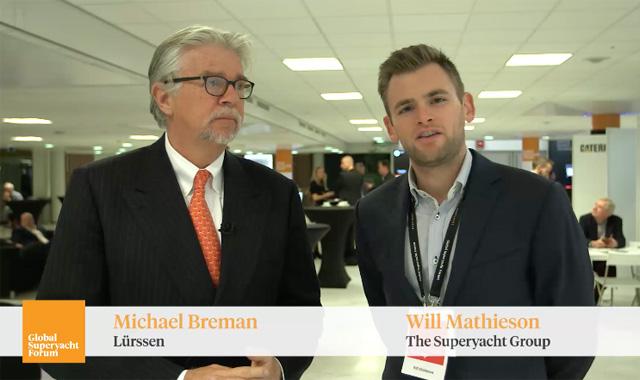 Video thumbnail for Michael Breman, Lurssen